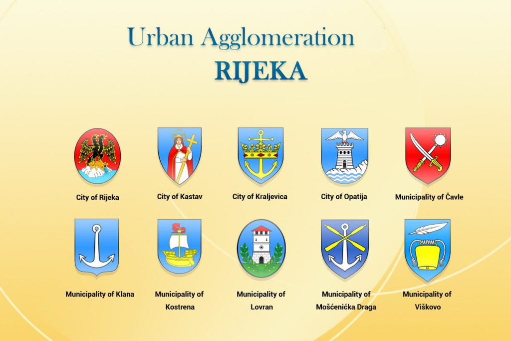 Urban Agglomeration Rijeka