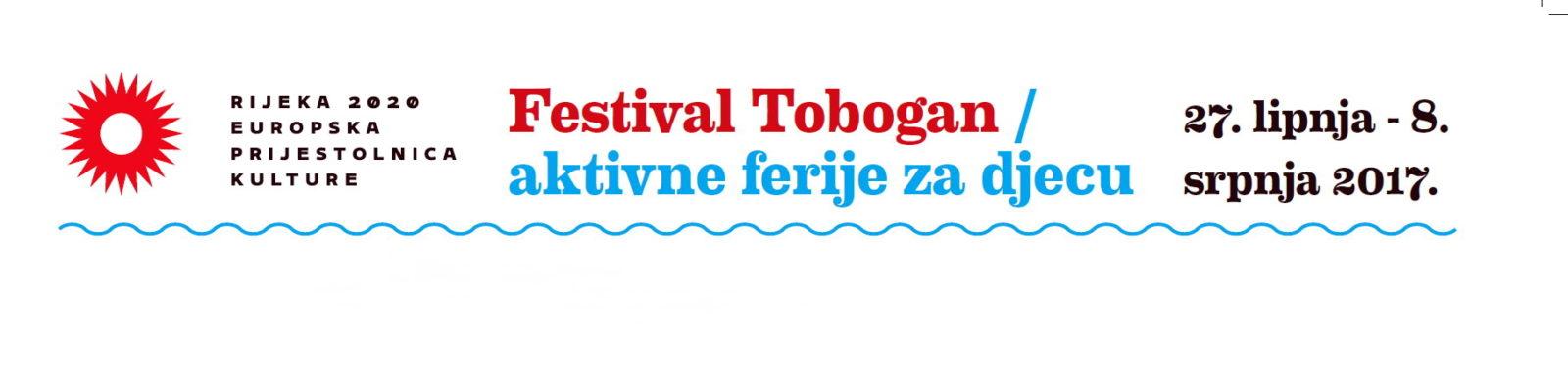 Festival tobogan