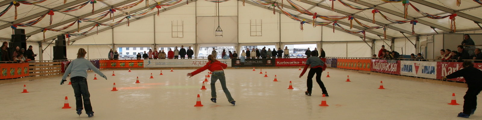 Skating rink Sea Flake