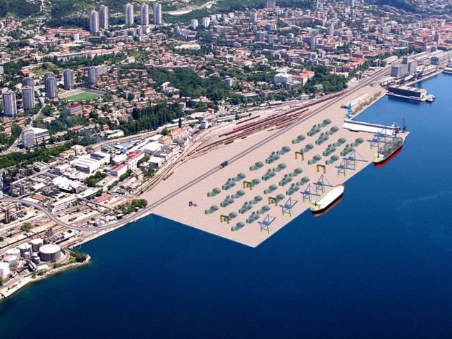 Zagreb Pier