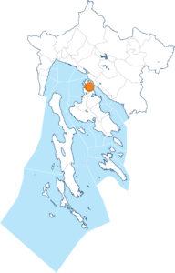 Rijeka-Airport-Location