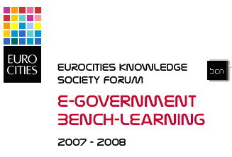 Project e-Government bench-learning