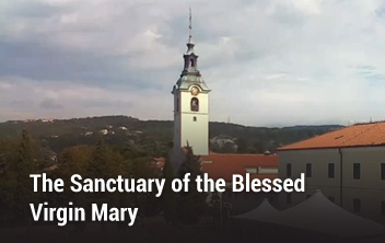 The Sanctuary of the Blessed Virgin Mary