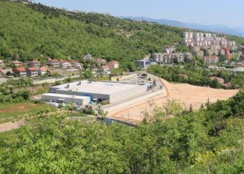 Construction of utility infrastructure at the Entrepreneurial Zone Bodulovo