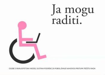 Persone disabili e il modello per il sistema di supporto al loro approccio al mercato del lavoro