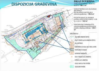 Impianto di cernita per rifiuti raccolti separatamente a Mihačeva Draga
