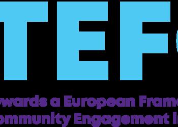 TEFCE – Verso un quadro europeo per l'impegno della comunità nell'istruzione superiore