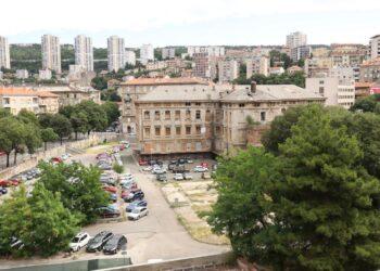 Rivitalizzazione del complesso Benčić – l'Edificio di mattoni e l'Edificio T