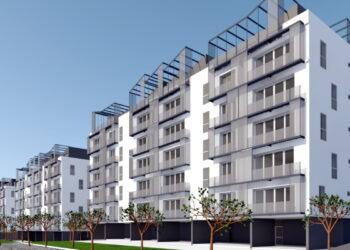 Costruzione di appartamenti
