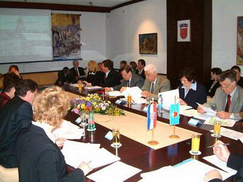 Sjednica Poglavarstva Grada Rijeke travanj 2005