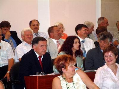 2. sjednica Gradskog vijeća lipanj 2005.