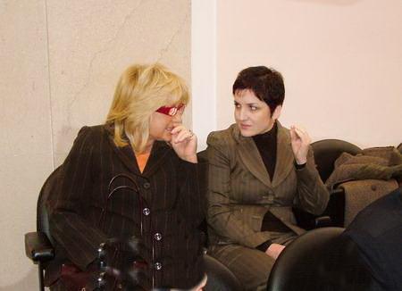 Mani Gotovac i Nada Matosevic