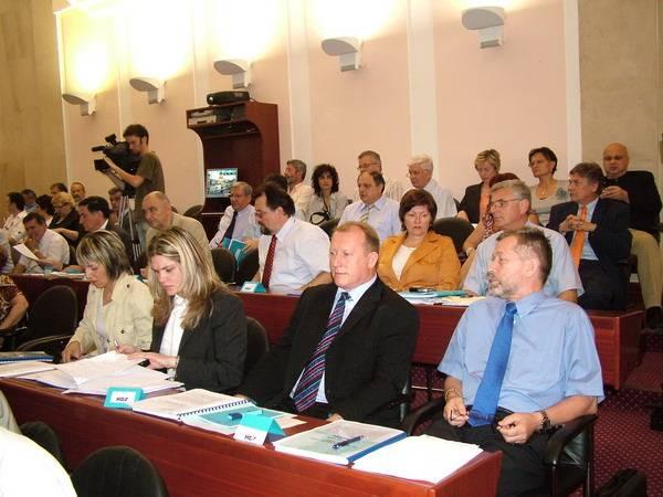 28. sjednica Gradskog vijeća