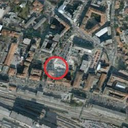 Lokacija građevinskog zemljišta veličine 2.315 m2 u sklopu bivše tvornice Rikard Benčić radi izgradnje poslovnog hotela