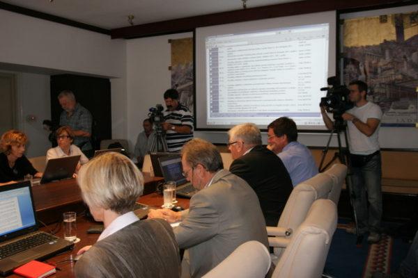 82. gradonačelnikov kolegij listopad 2012.