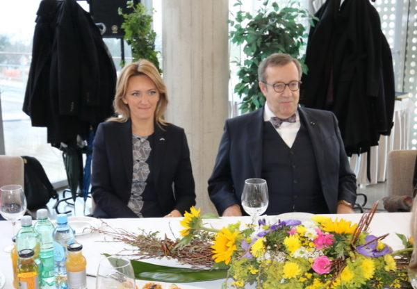 Ieve Ilves i Toomas Hendrik Ilves