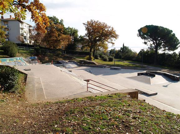 Park Jože Vlahovića – Skate park