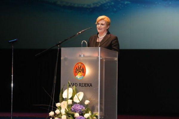 Predsjednica RH Kolinda Grabar-Kitarović