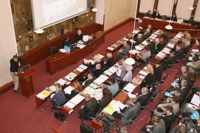 Gradsko vijeće usvojilo je druge izmjene i dopune proračuna Grada Rijeke za 2010. godinu