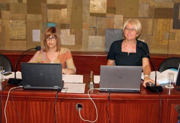 Mirna Vodinelić Pavlović i Dorotea Pešić Bukovac