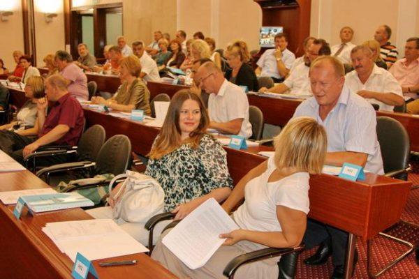 Vijećnici oporbe, 30. sjednica Gradskog vijeća (2)