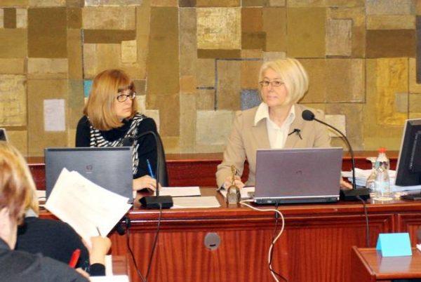 Dorotea Pešić Bukovac, 35. sjednica Gradskog vijeća