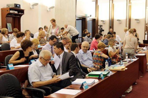 Gradsko vijeće prihvatilo je Izvješće o proračunu Grada Rijeke za 2012.g.