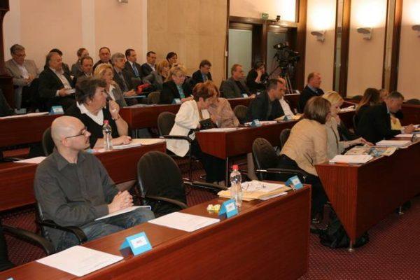 Sjednica Gradskog vijeća ožujak 2012.