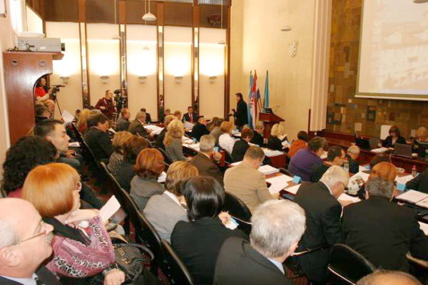 25. sjednica Gradskog vijeća 2011.g.