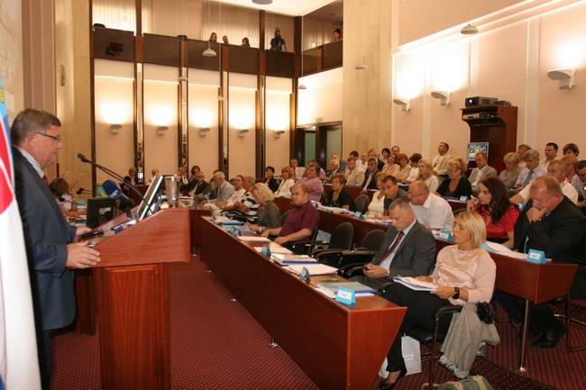 Gradsko vijeće prihvatilo izvješće o reviziji proračuna za 2010. godinu