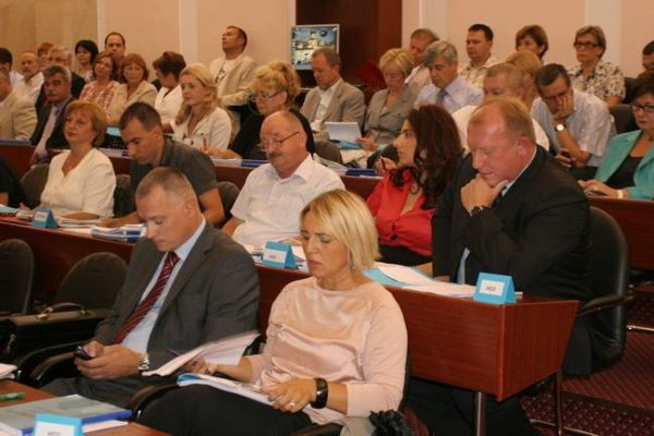 23. sjednica Gradskog vijeća rujan 2011.