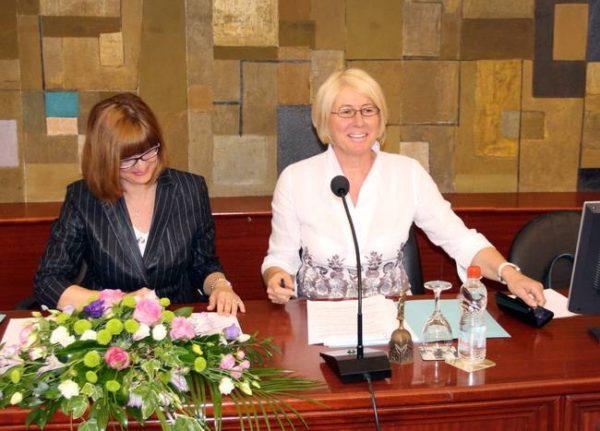 Dorotea Pešić Bukovac, Konstituirajuca sjednica