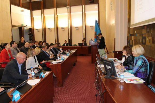 8. sjednica Gradskog vijeća ožujak 2014.