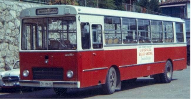 Autobusna linija na Banderovu