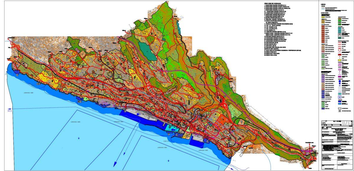 Izmjena i dopuna Generalnog urbanističkog plana grada Rijeke