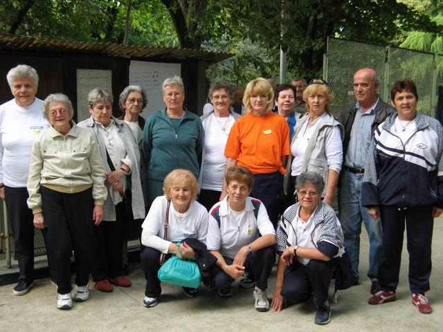 Ženski boćarski klub Kozala