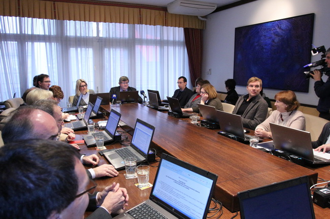 Direkcija za Komunalno i Prometno redarstvo dobro odradile svoj posao u 2013. - Jasna Liker , Vladimir Benac, Zdenko Pleše i Dragan Čubrilo