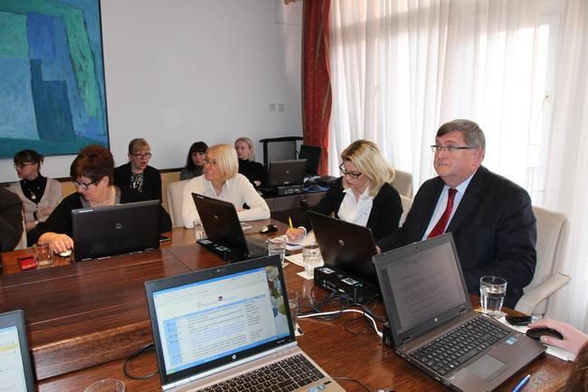 Izvješće o stanju sigurnosti za 2013. godinu podnijela je načelnica Policijske uprave primorsko-goranske Senka Šubat