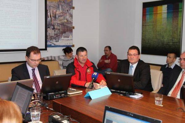 Grad Rijeka će i u 2014. godini i to s 200 tisuća kuna sufinancirati rad Hrvatske gorske službe spašavanja – Stanice Rijeka