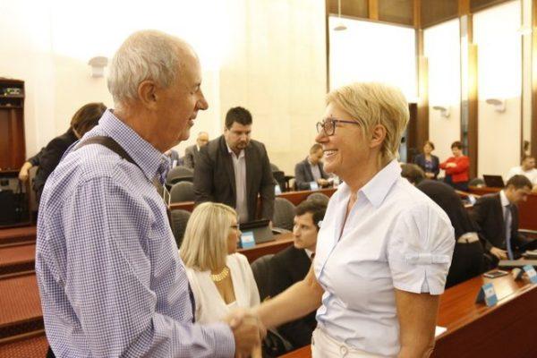 Ivan Ivaniš i Dorotea Pešić Bukovac