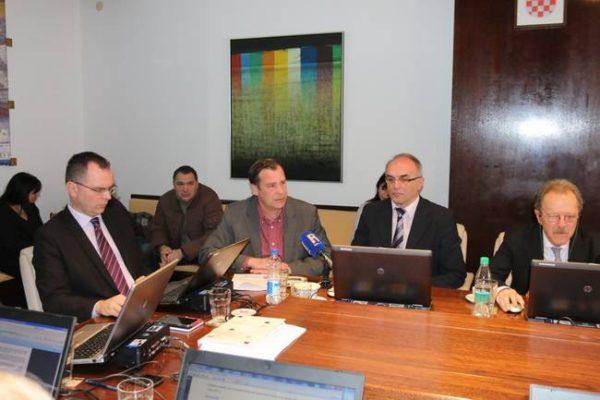 Željko Jurić, Petar Škarpa, Igor Načinović