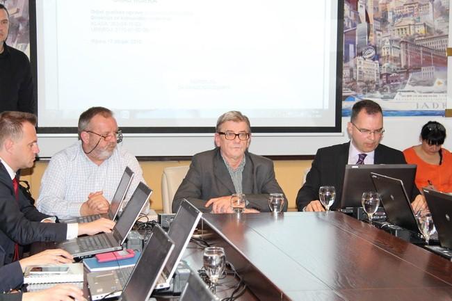 Robert Mišan i Zdenko Pleše podnijeli izvješće o radu prometnog i komunalnog redarstva