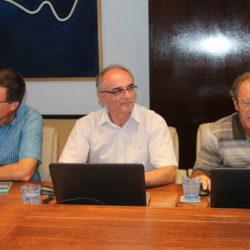 Pročelnici Mladen Vukelić, Igor Načinović i Andrija Vitezić