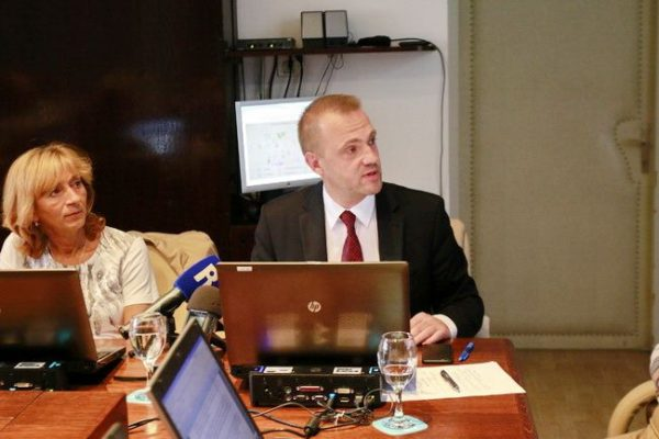 Nada Gunjaca i Vladimir Benac