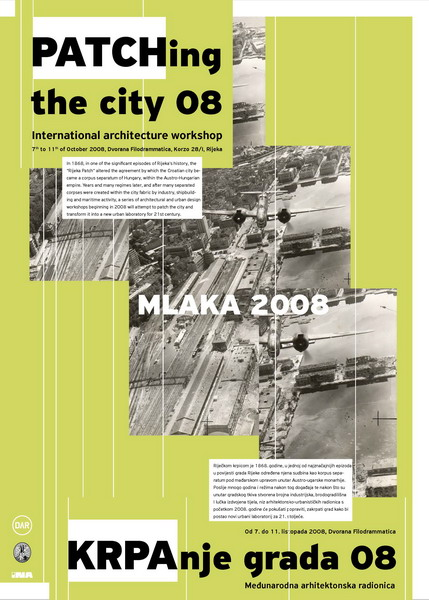 PATCHing the city 2008.