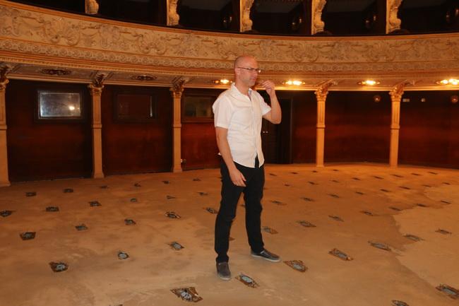 Marin Blažević zahvalio se Riječanima i riječkim tvrtkama na donaciji zahvaljujući kojoj će biti obnovljen parter riječkog kazališta