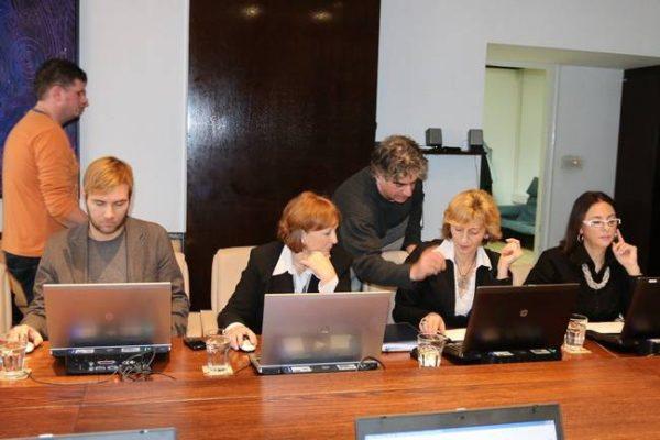 15. gradonačelnikov kolegij siječanj 2014.