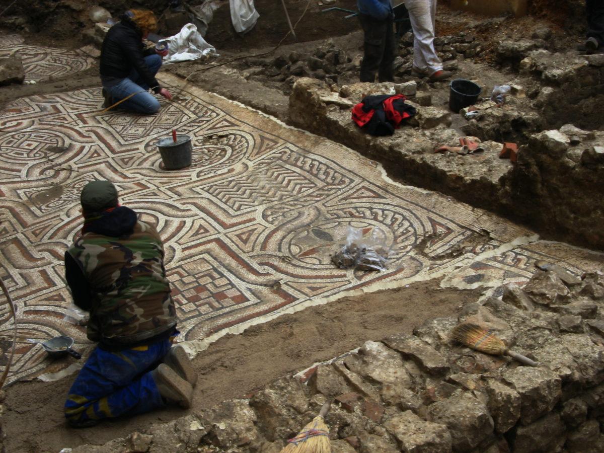 Pul Vele Crkive, Arheološki radovi