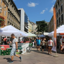 Festival ulične hrane privukao brojne posjetitelje