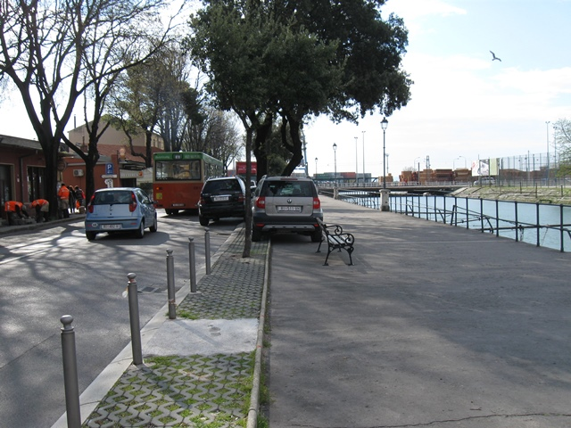 Započelo uređenje nogostupa u ulici Šetalište A.K. Miošića 2